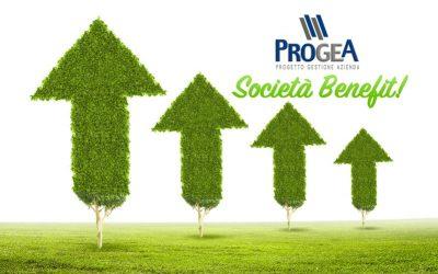 ProGeA diventa una società Benefit!